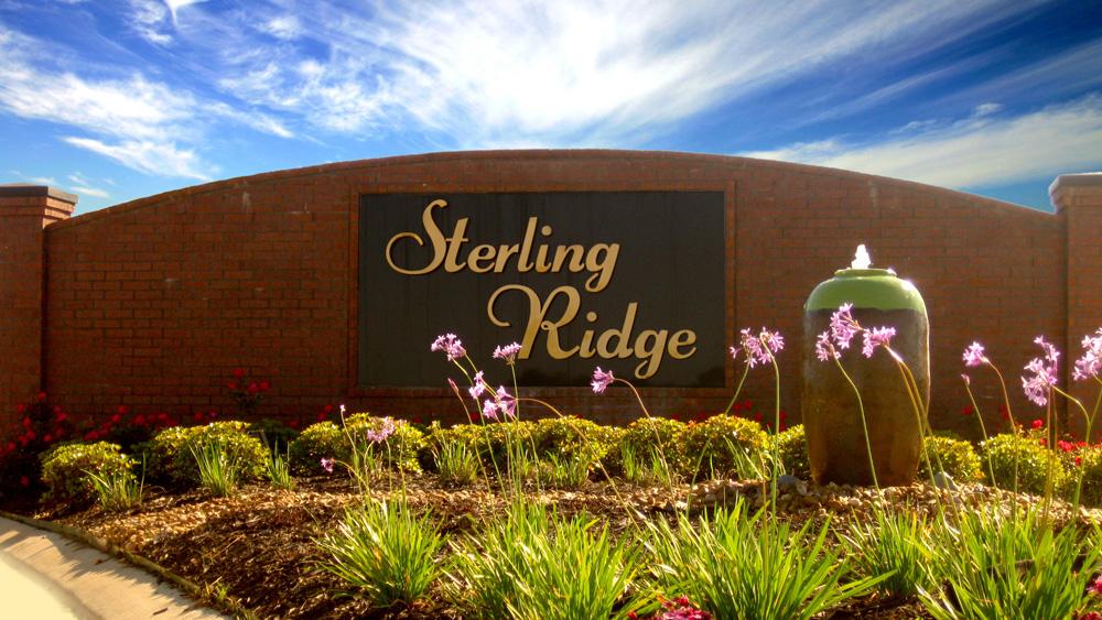 Sterling Ridge Cormier Homes